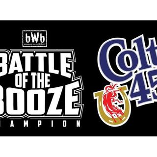 Battle Of The Booze & Bum Beer Trifecta