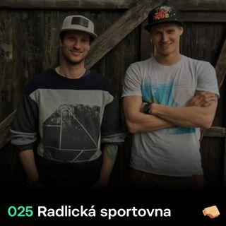 SNACK 025 Radlicka sportovna
