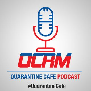 Joe Desena | Quarentine Cafe | Episode 8