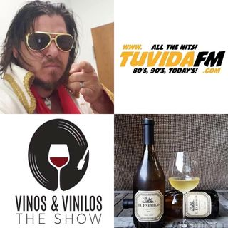 Vinos & Vinilos The Show 9/17/2020