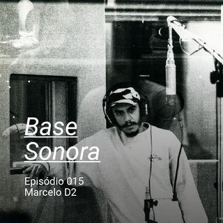 Base Sonora 015 - Marcelo D2