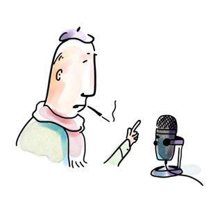 The Cartoon Pad w/ mini podcast discussion: Cartoon Caption Contest