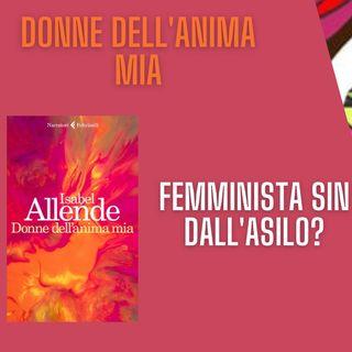 Donne dell'anima mia - Isabel Allende