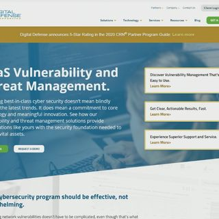 This Week in Enterprise Tech 392: Vulnerability & Threat Management With Digital Defense