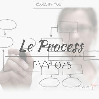 PVY078 Vous reprendrez bien un petit Process ?