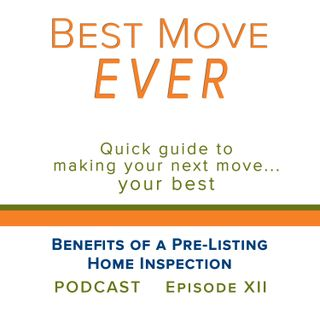 Ep 12 Benefits Of A Pre-Listing Home Inspection