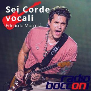 Sei corde vocali - John Mayer