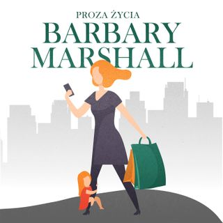 #1 - Jak stałam się BARBARĄ MARSHALL, czyli jak dokumentnie położyłam rozmowę kwalifikacyjną w telewizji.
