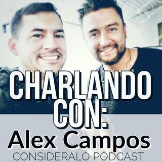 19.Charlando con Alex Campos
