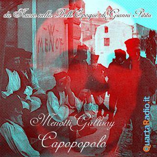 Don Menotti Gallisay, Capopopolo. Di Gianni Pititu