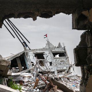 I giovani di Gaza: tra Parkour e Rap