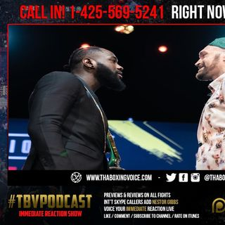☎️Immediate Reaction: Wilder vs Fury II Press Conference Review 🔥