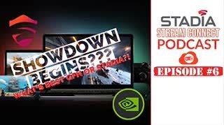 #SSCPodcast №006 - Geforce Now The Stadia Killer  |  Media changing it's rhetoric |  Coronavirus Impact