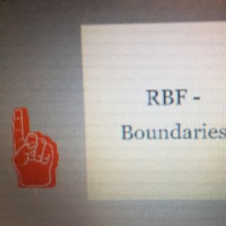 RBF-Boundaries ♪