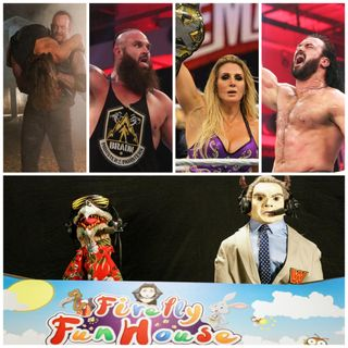 Ep 106 - FUNcertain Times (WrestleMania 36 Recap)