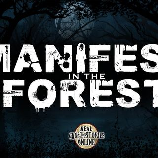 Manifest In The Forest | Haunted, Paranormal, Supernatural