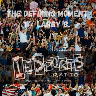 The Defining Moment- Sarah Moldenhauer Interview