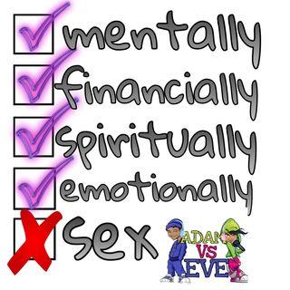 Adam VS Eve Podcast #4