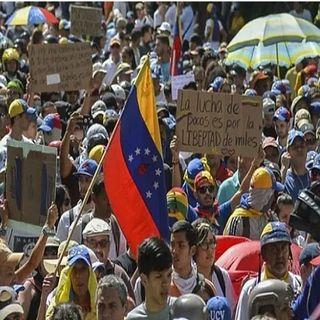 México dispuesto a mediar en el conflicto venezolano