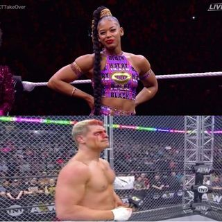 Black History and the Week in Wrestling 2020