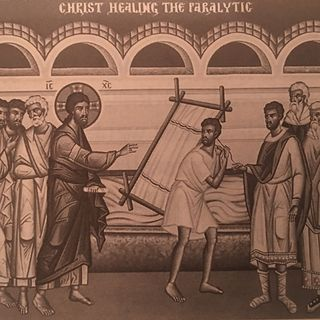 Sermon from The Sunday of the Paralytic