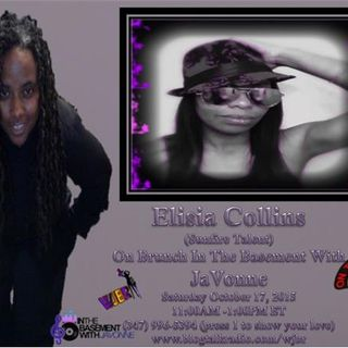 Elisia Collins (Sunfire Talent) on Brunch in the Basement With JaVonne