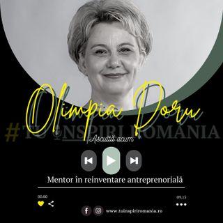 Mentor în reinventare antreprenorială | Olimpia Doru