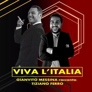 Radio Tele Locale _ Gianvito Messina racconta TIZIANO FERRO