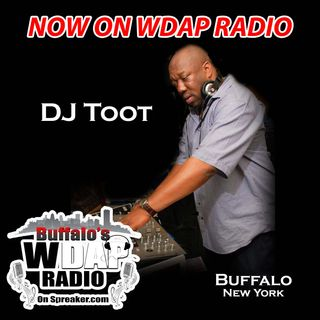 Saturday Mixdown with DJ Toot on WDAP Radio