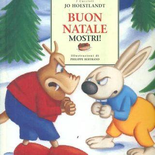 Audiolibri per bambini - Buon Natale mostri!