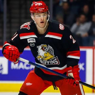 Chase Pearson - Grand Rapids Griffins Forward