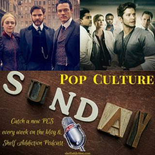 Ep 169: The Alienist Premiered and We're on the Fence! | Pop Culture Sunday