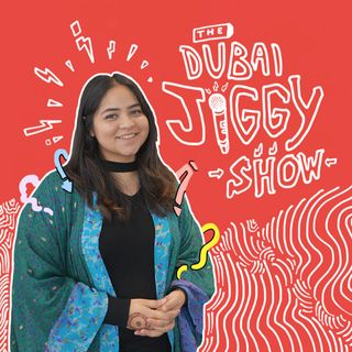 005  Rami Al Breiki  on the Dubai Jiggy Show - the Show for Creatives