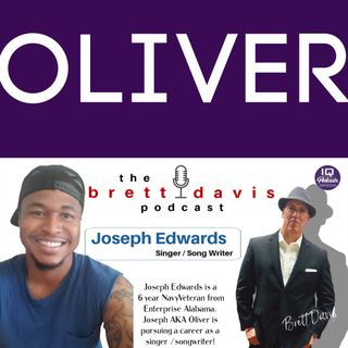 The Brett Davis Podcast LIVE with Joseph Edwards Ep 243