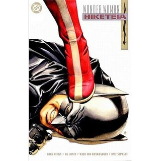 "Source Material #119 - ""Wonder Woman: Hiketeia"" (DC) (2002)"