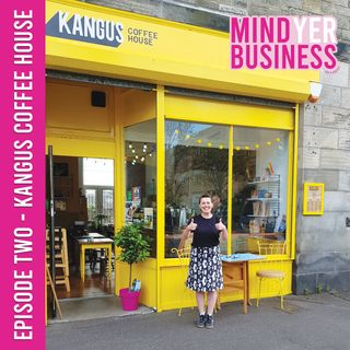 Kangus Coffee House :  City inspired cool in Kirkcaldy