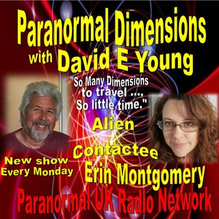 Paranormal Dimensions - Erin Montgomery