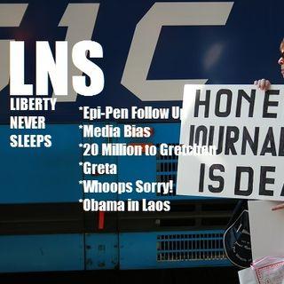 Liberty Never Sleeps 09/07/16 Show