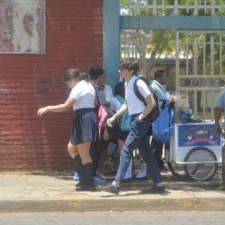 Mined busca «normalizar» clases en colegios públicos con una guía para los estudiantes que no han asistido por la pandemia