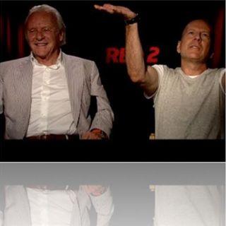 Bruce Willis & Anthony Hopkins