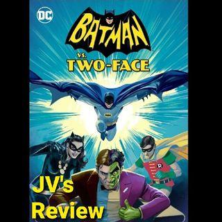 Episode 90 - Batman Vs Two-face Review (Spoilers)
