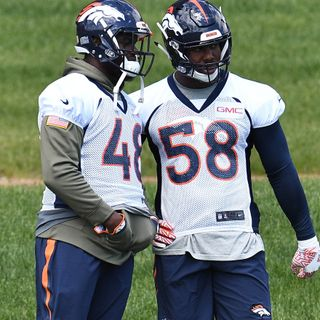 Diving Deep On The Broncos Roster: Rush Linebackers