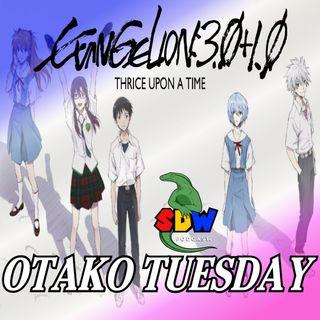 Otako Tuesday: Evangelion 3.0+1.01 - Review (Spoiler Free)