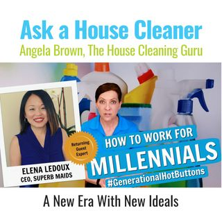 Generational Hot Buttons - How to Work with Millennials - Elena Ledoux