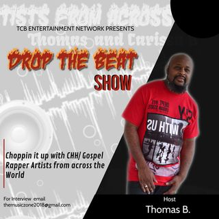DROP THE BEAT WITH THOMAS B. 2-14-21