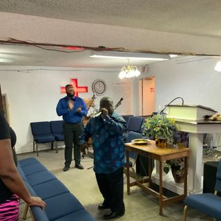 Episode 117 - God's Day with Lady Aunqunic Collins - Tuesday Night Bible Study on 9.22.2020 - Part 4