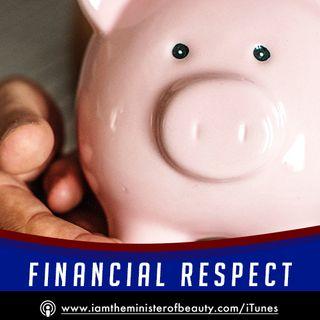 Financial respect