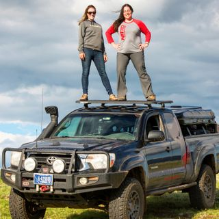 Team Free Range Dames w/ GHT Overland Podcast