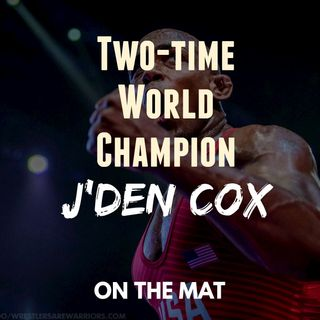 Two-time World Champion J'den Cox - OTM584
