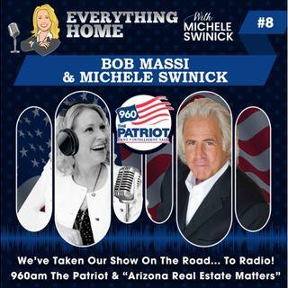 "REPLAY - MAR 25: Bob Massi ""The Property Man""- A Class Act - We'll Miss You Bob!"